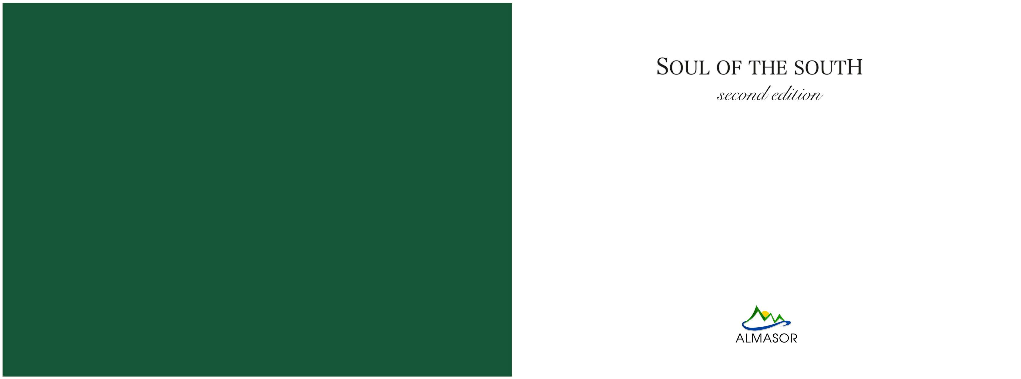 almasor soul of the south 2nd edition