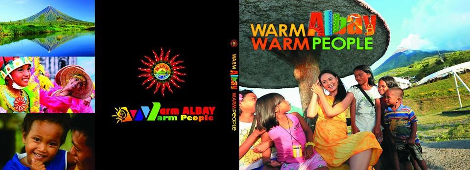 warm albay warm people coffee table book